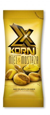 X Korn Honey Mustard