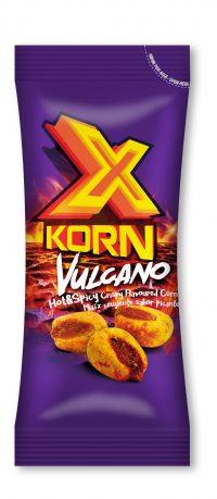 X Korn Vulcano